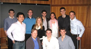 Vancouver 2010 Olympic Venue LCA Study Pioneered by UBC Engineering Students