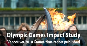 2010 Winter Olympics provided economic and cultural boost