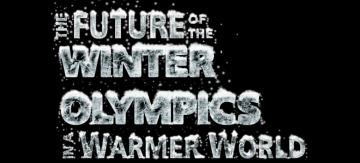 Study reveals climate change threatens future Winter Olympics venues