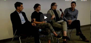 VIDEO FOOTAGE AND EVENT SUMMARY AVAILABLE NOW! — FOR 'CRITICAL DIALOGUES ON SUSTAINABILITY, SPORT EVENTS, AND IMPACT ASSESSMENTS' EVENT (MARCH 9 2020)