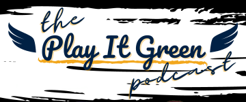 Presenting the 'Play It Green' podcast, hosted by Sport & Sustainability Ambassadors Vanessa Hsu and Sadhri Kumar!